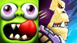 Zombie Tsunami + Mutant Rampage | Eftsei Gaming