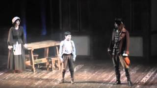 Мюзикл Остров сокровищ : Песня О свободе