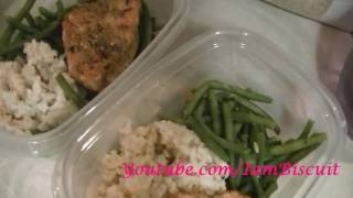Lose 15lbs in 10 days, WITHOUT EXERCISE!! Meal Prep #1