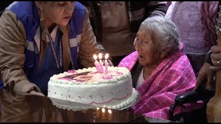 Worlds Oldest Lady | Meet Julia Flores Colque From Bolivia