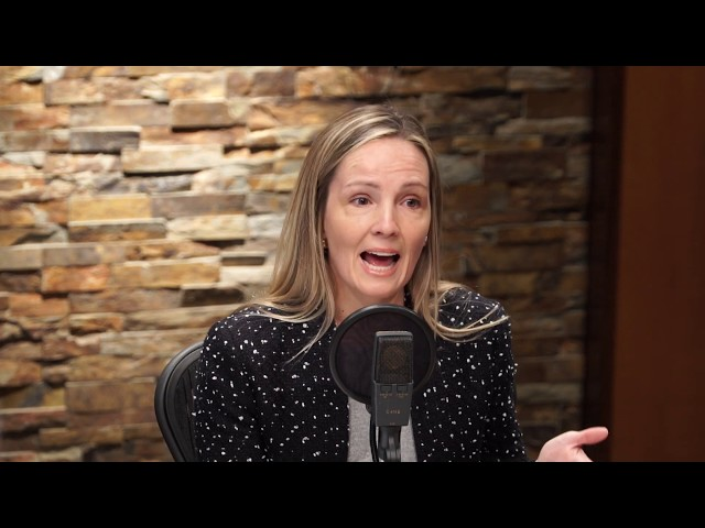 Finding Freedom as a Grace Based Mom Part 1 - Jeannie Cunnion