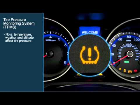 Hyundai Accent Tpms Light Reset Lightneasy