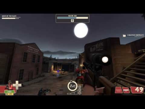 Team Fortress 2 Wave 666 First Video
