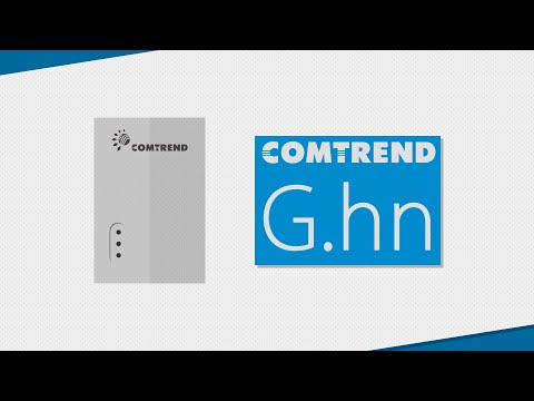 Comtrend's PG-9172: The Industry's First G.hn Certified Powerline Adapter