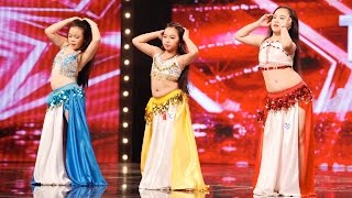 vietnams got talent 2016 - tap 03 - tiet muc mua bung - nhom keo deo