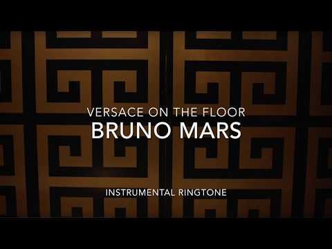 Versace on the Floor Instrumental Ringtone - Bruno Mars