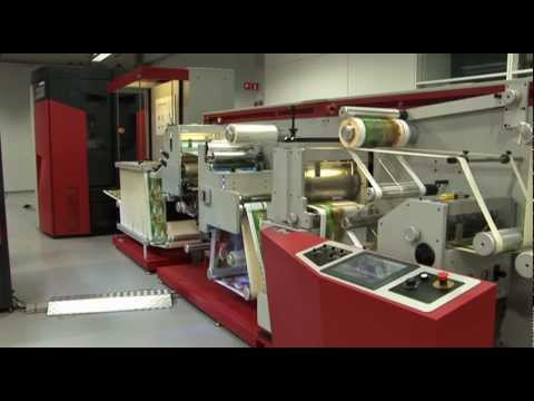 Xeikon 3300 Labels And Packaging Digital Printing Press