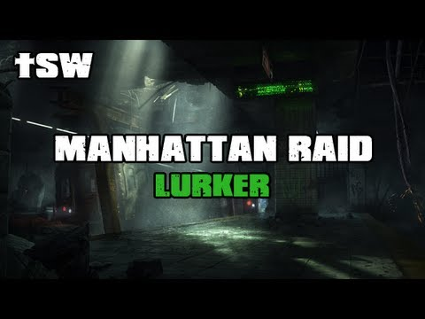 The Secret World (TSW) - Manhattan Exclusion Zone: Defeating The Unutterable Lurker