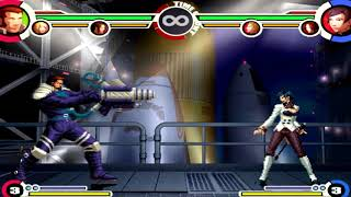 King of Fighters XI all Desperation Moves