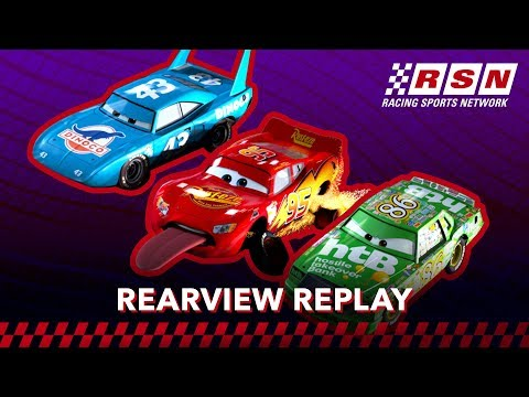 Lightning McQueen Tongue Tie | Racing Sports Network by Disney•Pixar Cars