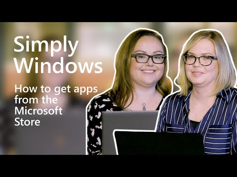 How To Get Apps From The Microsoft Store | Simply Windows