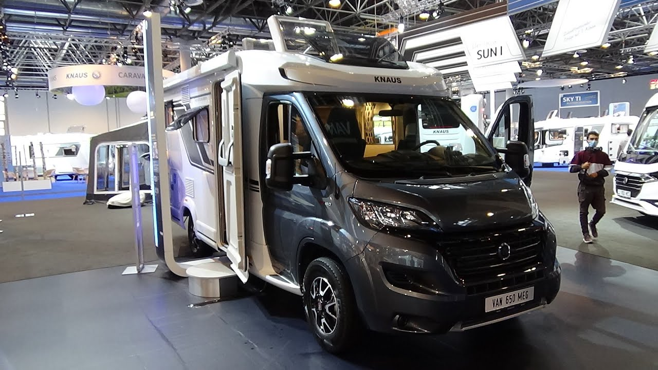 2021 Knaus Van TI 650 MEG Vansation - Exterior and ...