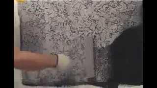 Как наносить Подробно о штукатурке Короед(Штукатурка Короед. Подробная технология нанесения. Как сделать светлый фон, но темные бороздки., 2013-12-21T09:58:13.000Z)