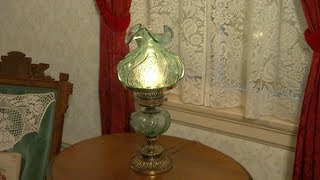 Walt Disney s private apartment tour at Disneyland above the firehouse