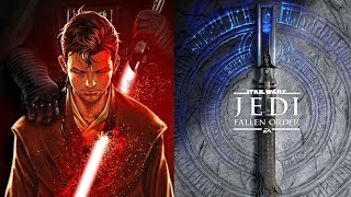 JEDI FALLEN ORDER TEASER EXPLAINED - Everything We Know