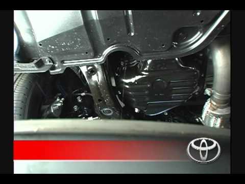 Toyota Dealer Oil Change - YouTube