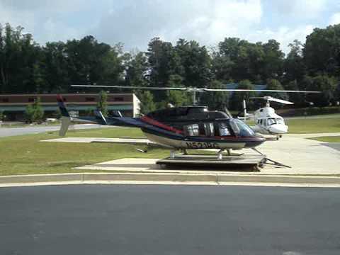 North Atlanta Executive Air Service providing Atlanta helicopter charter and tours
