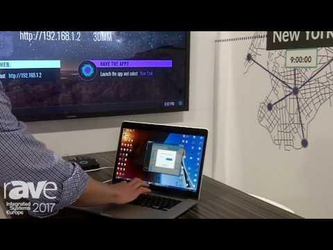 ISE 2017: Mersive Introduces Solstice Multi-Room