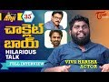 VIVA Harsha Exclusive Interview | Open Talk with Anji | #35 | Telugu Interviews