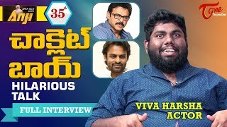 Video VIVA Harsha Exclusive Interview | Open Talk with Anji | #35 | Telugu Interviews download MP3, 3GP, MP4, WEBM, AVI, FLV Januari 2018