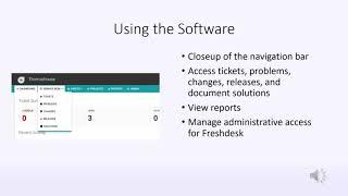 Freshdesk Software Review