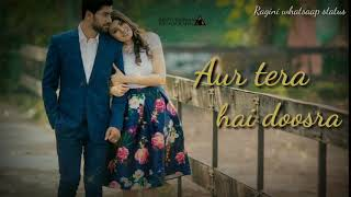 ❤️ jo meri manzilo ko jati hai whatsapp status| Whatsapp Status video|  💗 Dhadak song whatsapp stat