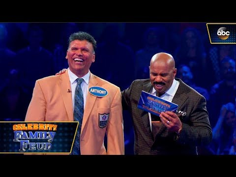 NFLPA Legends Play Fast Money - Celebrity Family Feud