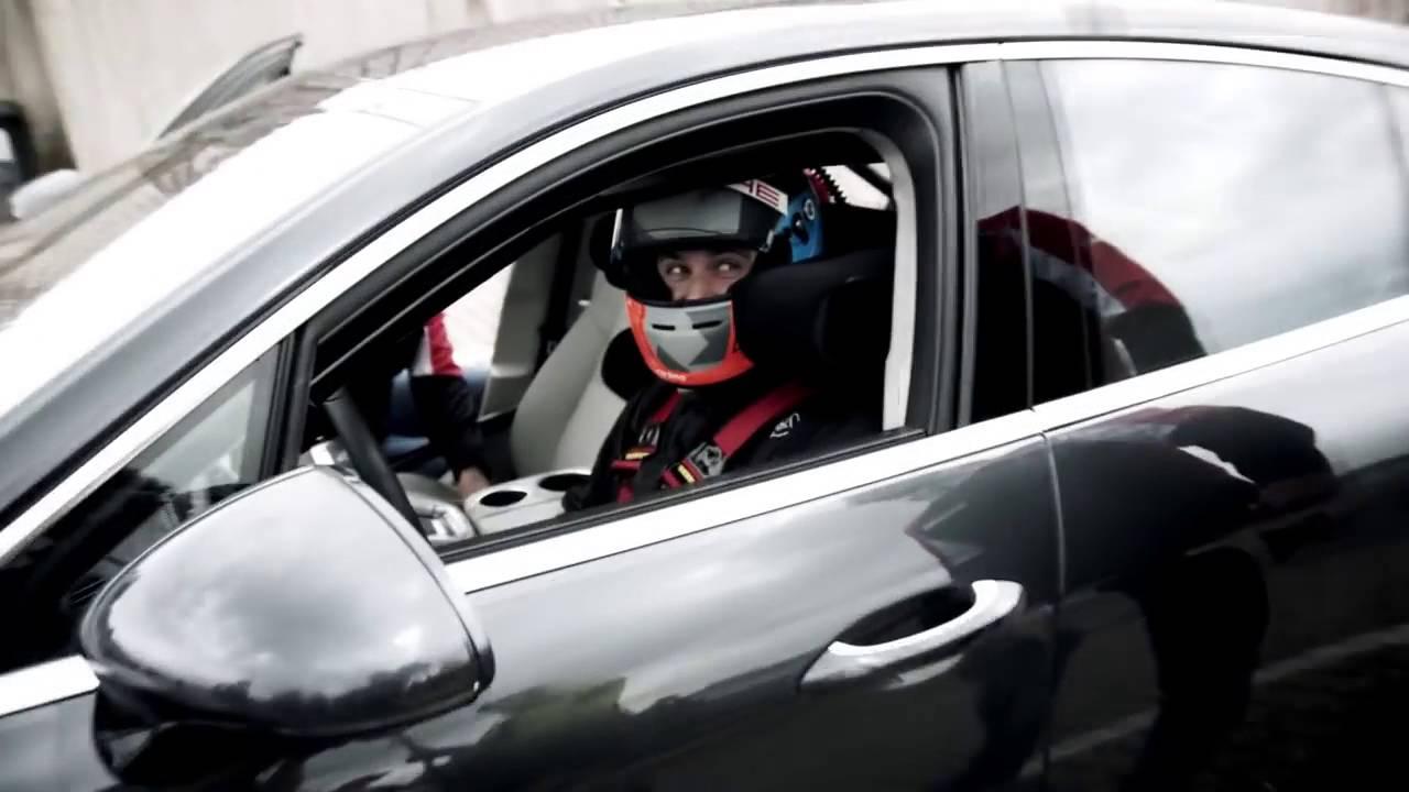 2017 Porsche Panamera Turbo S 317 Kmh  YouTube