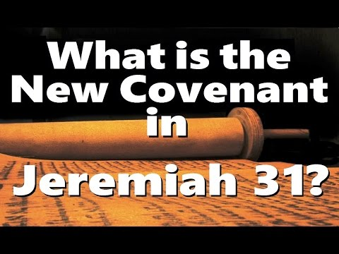 JEREMIAH 31 New Covenant (Reply 2 one for israel maoz messianic jews for jesus rabbi schneider МЕБИ)