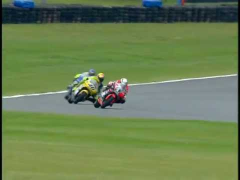 MotoGP Clics - 2000 British GP: Rossi's first 500c win