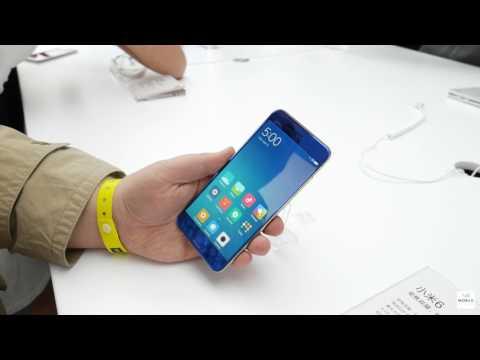 Знакомство с Xiaomi Mi6