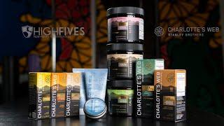 Charlotte&#39s Web CBD x High Fives Foundation Partnership