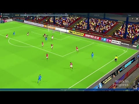 FOOTBALL MANAGER 2018 PC 3D GAMEPLAY   NEW IMPROVEMENTS TO MATCH ENGINE!   #FM18 NEW FEATURES