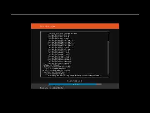 Tutorial Raid 1 Di Ubuntu Server 18.04