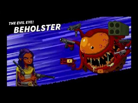 [Episode 6] Enter The Gungeon PS4 Gameplay [Best Gun In The Game!]