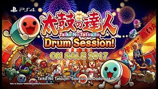 Taiko Drum Master: Drum Session! - Announce Trailer