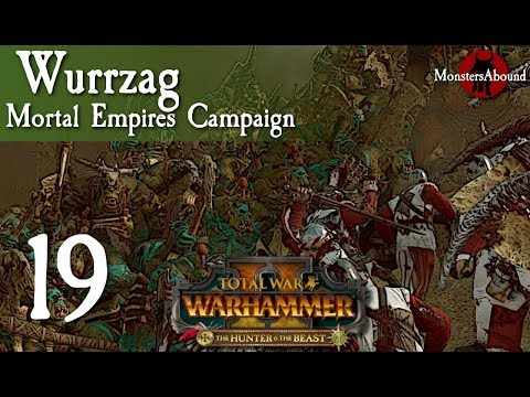 Total War: Warhammer 2 Mortal Empires - Wurrzag Da Great Green Prophet #19