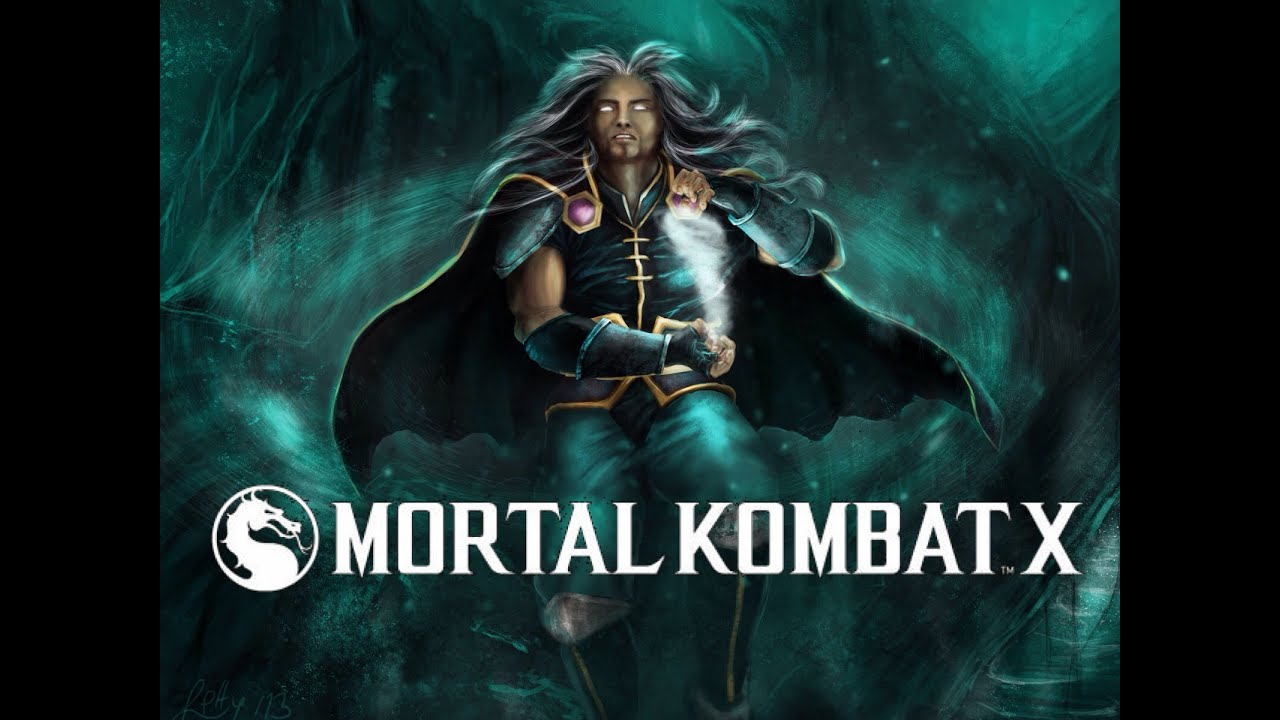Mortal Kombat X: Fujin Hinted At?!? - YouTube - photo#48