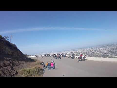 BAESK8 San Francisco Twin Peaks - EUC Chasing