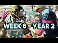 Madden 16 Jaguars Connected Franchise Year 2 - Week 8 @ Titans Ep.28