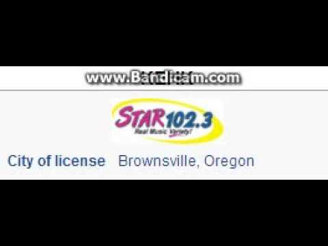 KEHK Star 102.3 Brownsville, OR TOTH ID at 5:00 p.m. 5/25/2014