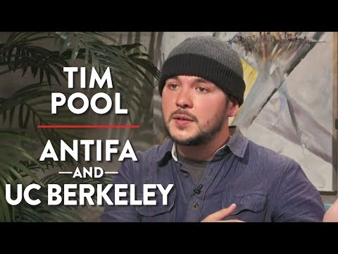 Antifa and UC Berkeley: LIVE with Tim Pool
