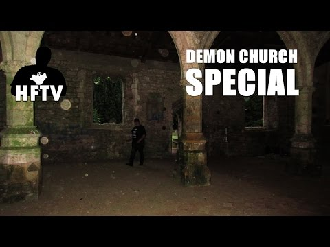 The Demon Church Haunted Finders Paranormal Season 2 Special