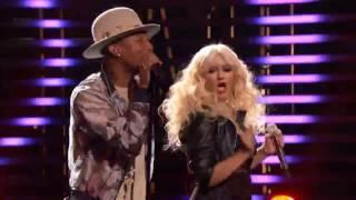 Christina Aguilera , Pharrell Williams , Blake Shelton & Adam Levine - Are You Gonna Go My Way