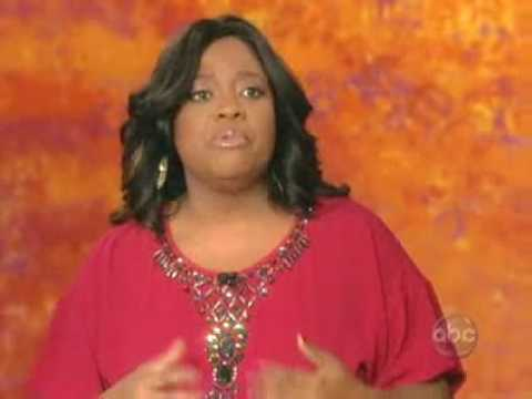 'The View'--Sherri Gets Emotinal over Obama Win