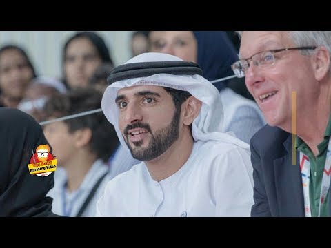 Sheikh Hamdan Crown Prince Of Dubai World Games Ad