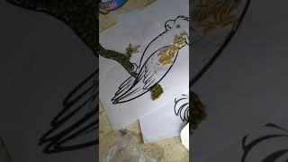 Download 530+  Gambar Burung Hantu Kolase Biji Bijian  Terbaru Free