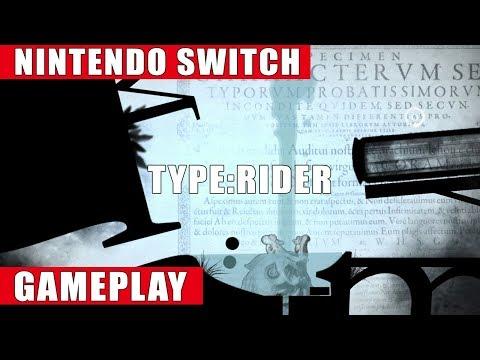 Type:Rider Nintendo Switch