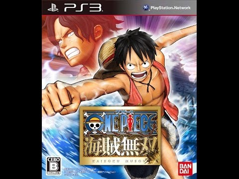 One Piece: Pirate Warriors (Ps3) - Обзор (всем фанатам)