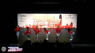 Publication Date: 2017-05-31 | Video Title: 明愛聖若瑟中學 (CSJ Danso Girl) | 香港街